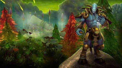 The Battle For Mount Hyjal Wiki Wow Amino