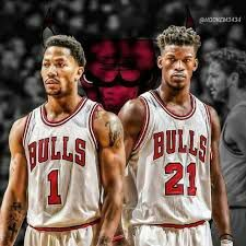 d67b97bee90a Why Derrick Rose and Jimmy Butler Will Become the Next Big NBA Duo ...