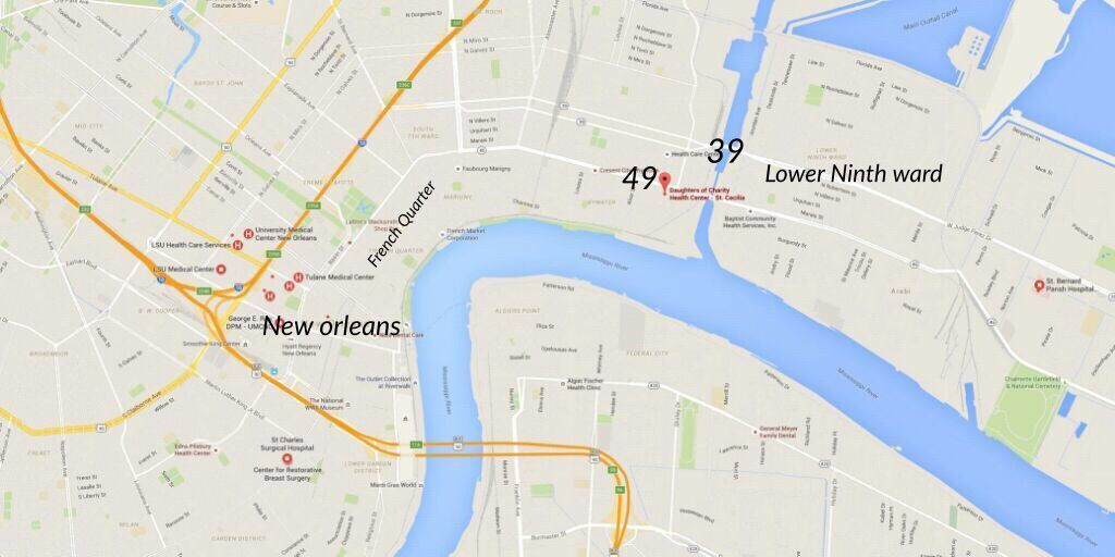 New Orleans Louisiana | Virtual Space Amino