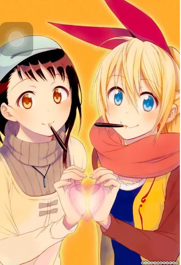 Conocer chicas que les guste el anime