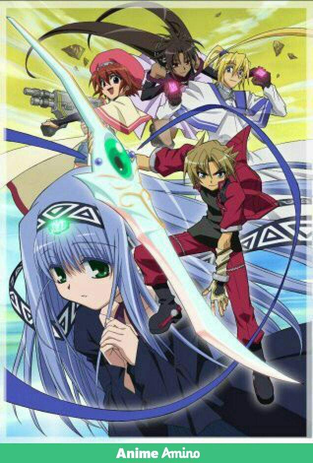 I Have A Favourite Anime And It Iselemental Gelade You Should Check Out Is Lovecomedyfantasy Action