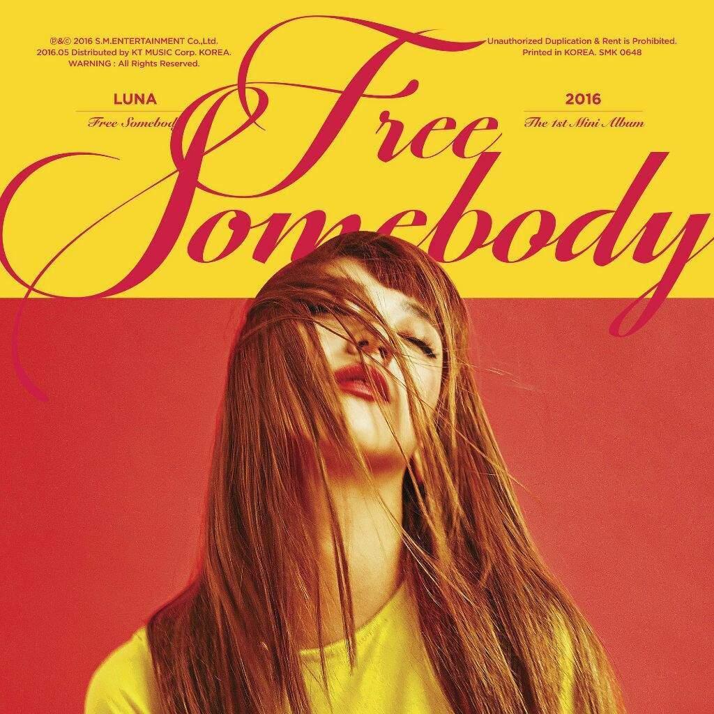 The coloring book full album -  Full Album Luna F X Free Somebody The 1st Mini Album
