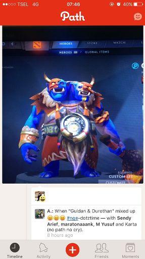 Warcraft Is Not Dota Wow Amino