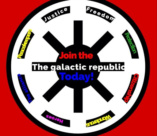Join The Galactic Republic Star Wars Amino