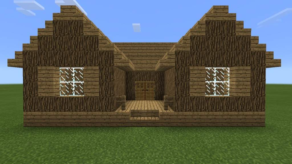 Small Wooden House Tutorial | Minecraft Amino