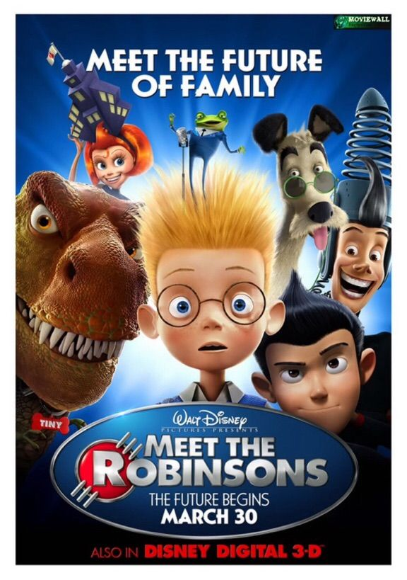 meet the robinsons movie review After floundering in its first attempt at pure computer animation (2005's chicken little), walt disney feature animation appears to have rebounded with meet the robinsons, the studio's second all-cgi cartoon film that is not to say the long- reigning animation champ has reclaimed its throne and shown up.