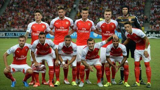 Arsenal F C Wiki Goal Amino Amino