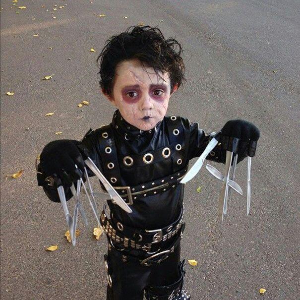 Adorable kids horror costumes  | Horror Amino