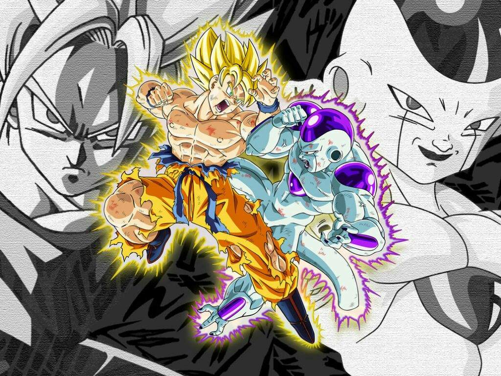 What is Your Favorite Freeza Saga Fight | DragonBallZ Amino