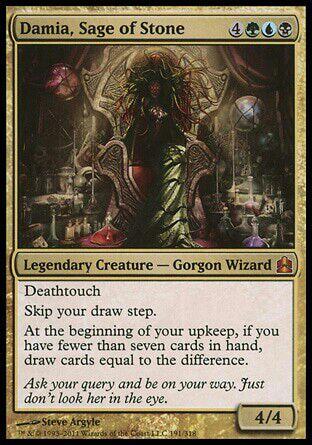 Gorgon tribal EDH | MTG Amino