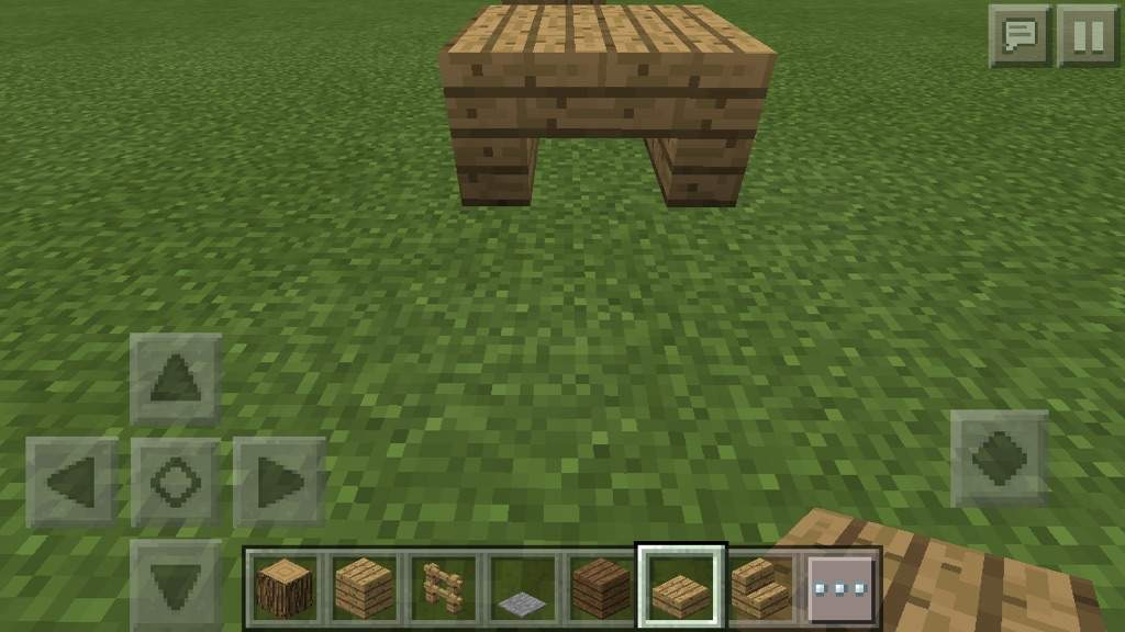 5 different table designs minecraft amino for Minecraft coffee table