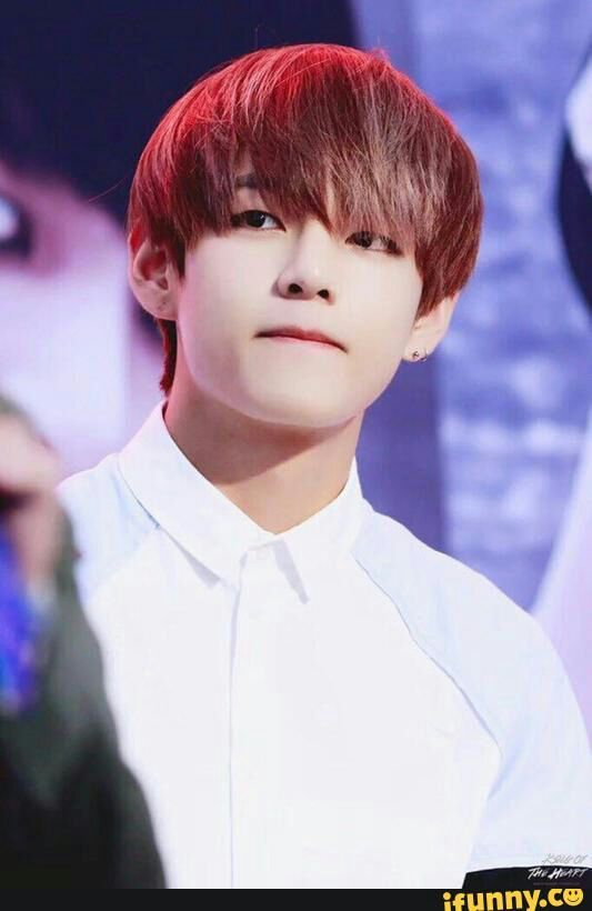 kim taehyung is wonderfully handsome