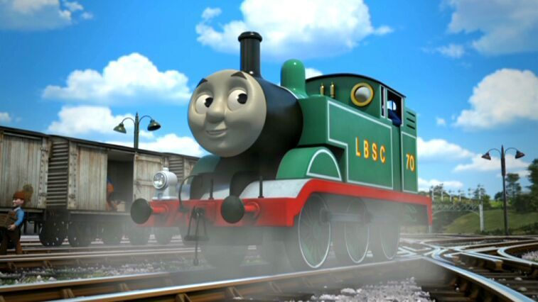 thomas and friends the adventure begins ending a relationship