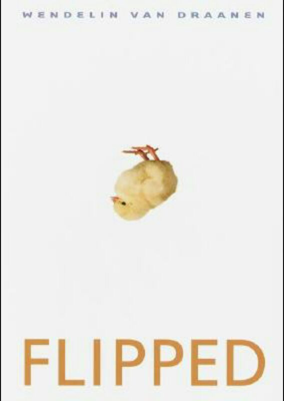 Book Review Flipped By Wendelin Van Draanen Books border=