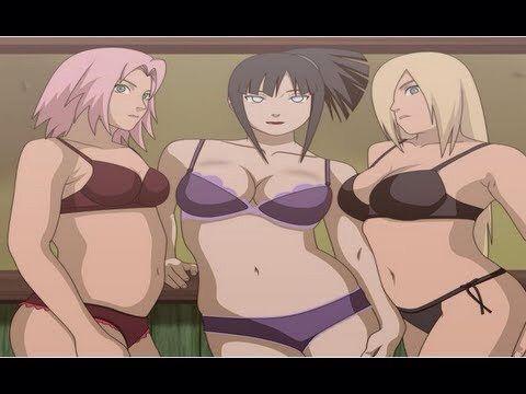 Las 3 Chicas Mas Sexis De Naruto Anime Amino