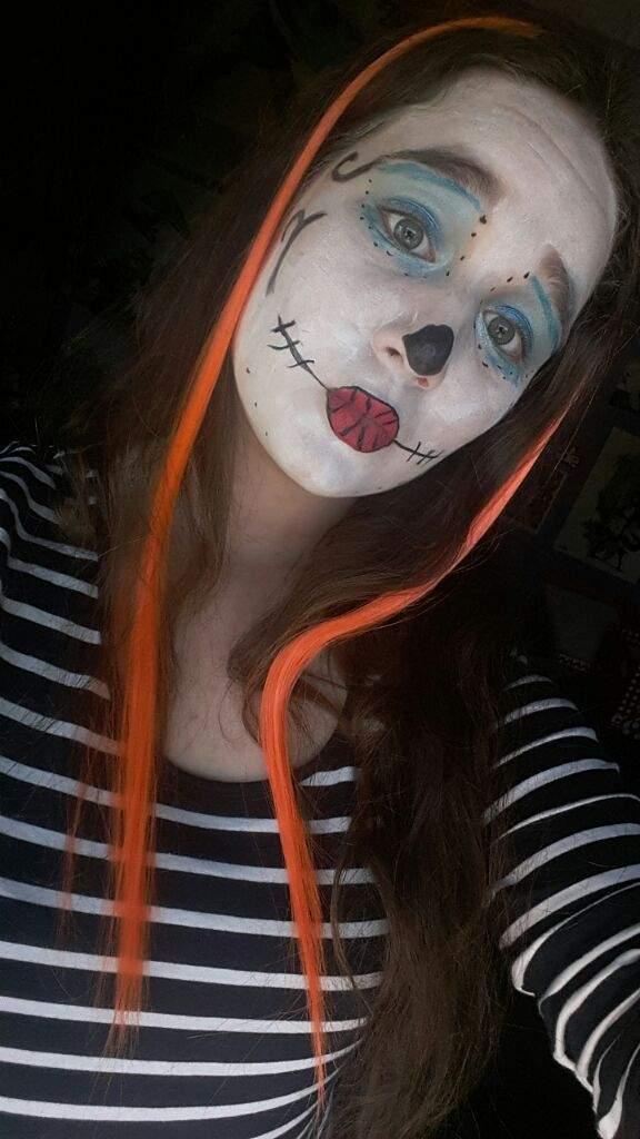 Skelita Calaveras Makeup - Mugeek Vidalondon