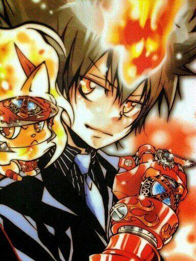 Katekyo Hitman Reborn Vs One Piece Anime Amino