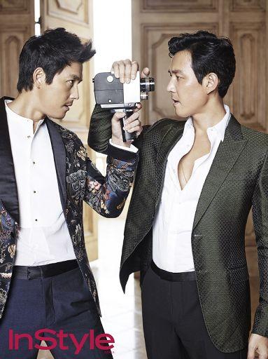 Lee Jung Jae Wiki K Drama Amino