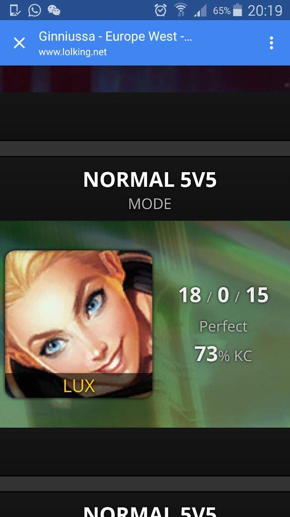 Just Get Carried By Lux Mid League Of Legends Official Amino