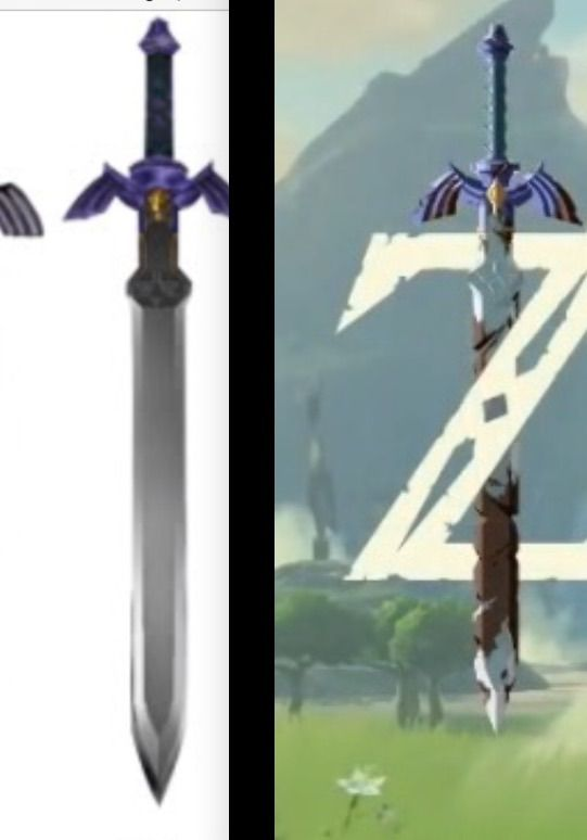 how to get the rusted master sword