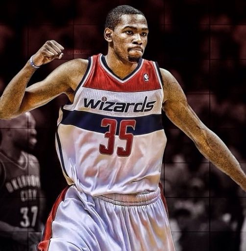 0c111b8fa804 KD Is Going To The Wizards!