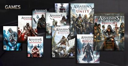 The Unpopular Opinion List Assassin S Creed Assassins Creed