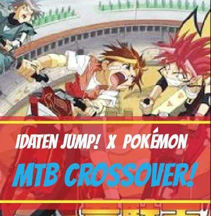 Idaten Jump And Pokémon Mtb Crossover Part 1 W Naru Pokémon