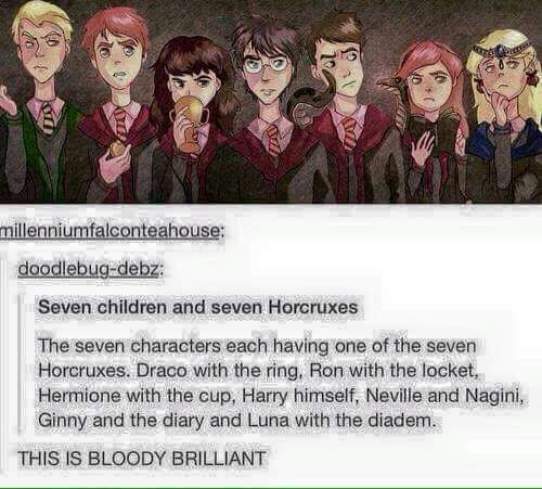 horcrux in harry potter