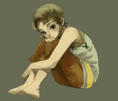 Ilia Voice - The Legend of Zelda: Twilight Princess (Game)   Behind The Voice Actors