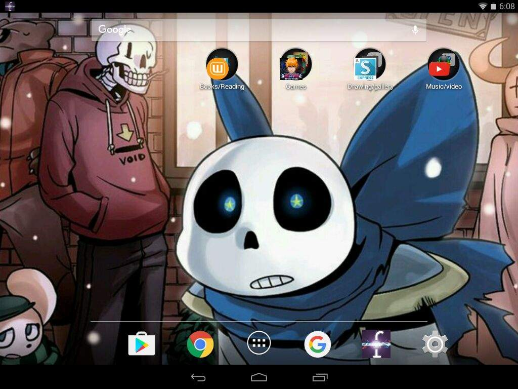 sans and papyrus wallpaper undertale amino