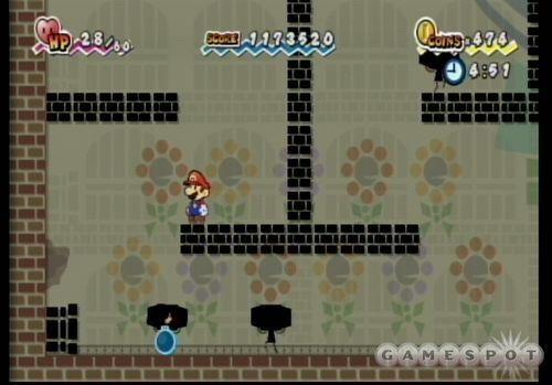 Super Paper Mario Nintendo Amino