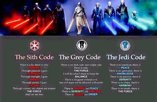 Which Is Best Jedi Sith Grey Jedi Star Wars Amino