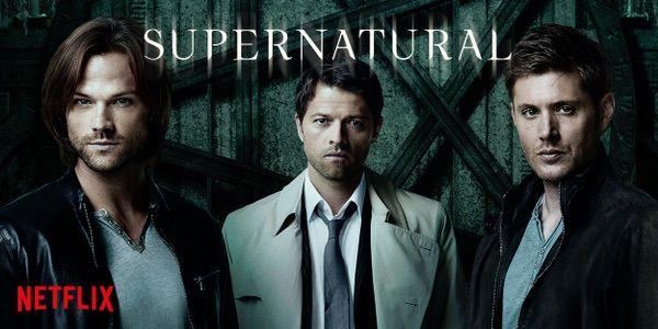 supernatural auf netflix