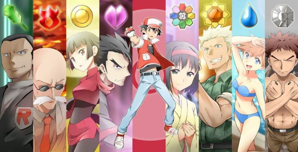 Posibles tipos de los gimnasios de alola pok mon en for Gimnasio 8 pokemon reloaded