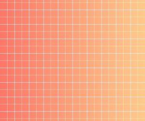 Heart Orange Tumblr Aesthetic Grid Www Picsbud Com