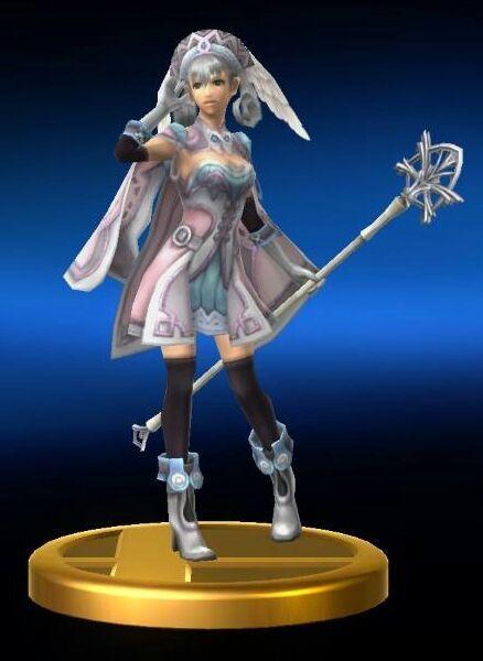 Next Xenoblade Chronicles Rep For Smash Bros 4 Nintendo