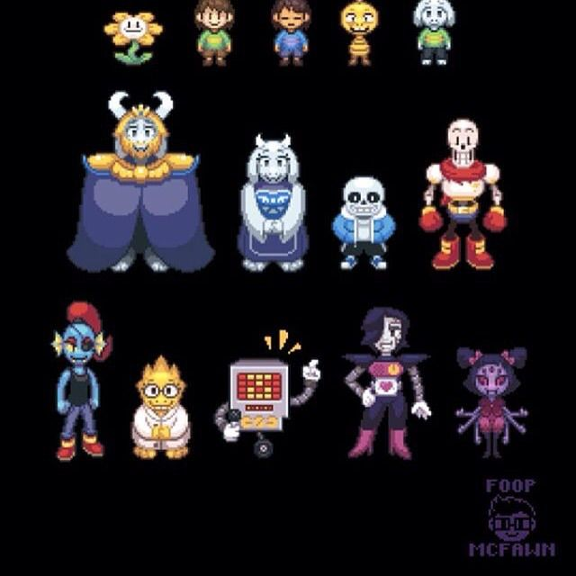 Who Is Your Favorite Undertale Character