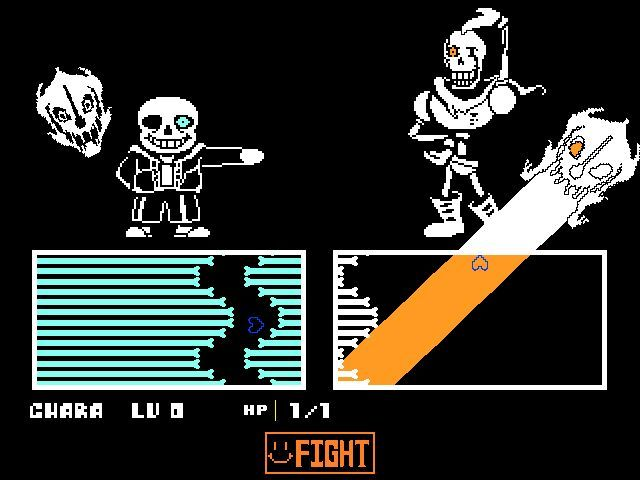 Undertale Papyrus Genocide Fight – 無料壁紙&イラスト