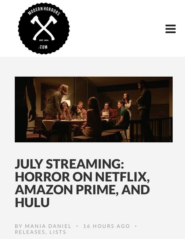 Scary movies on netflix 2012 july : Morts vivants film