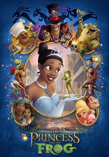 The Princess And The Frog Wiki Disney Amino