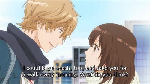 Sadistic Kinky Romance Anime
