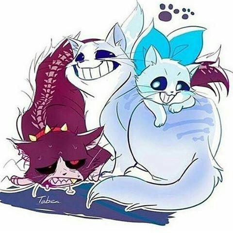 Cat-Tale! | Wiki | Undertale Amino