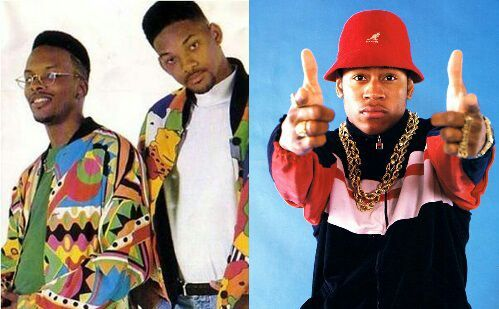 90s Hip Hop Fashion Men