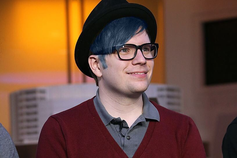 Patrick Stump With Different Hair Color | Pop Punk Amino