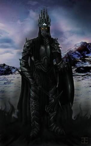Who Is Melkor In Lord Of The Rings