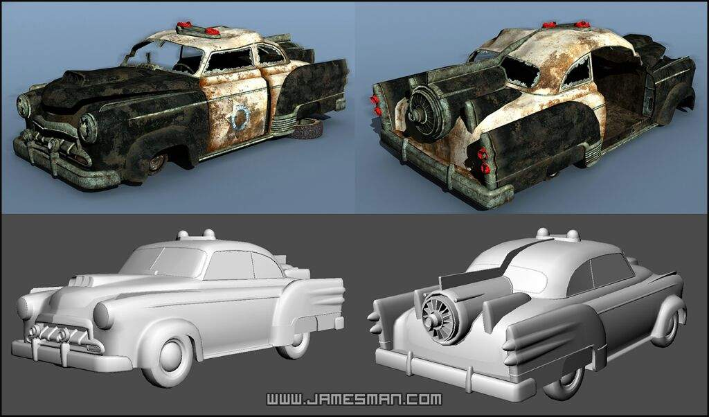 Should There Be Drivable Vehicles Fallout Amino