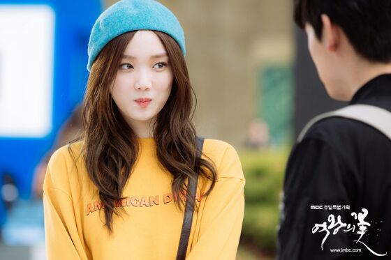 Lee Sung Kyung - The Queen's Flower