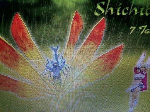 Seven Tails Wiki Naruto Amino