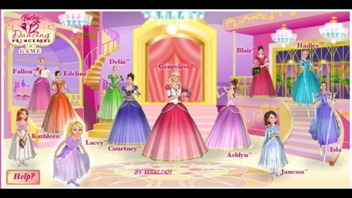 The 12 Dancing Princesses Wiki Barbie Amino