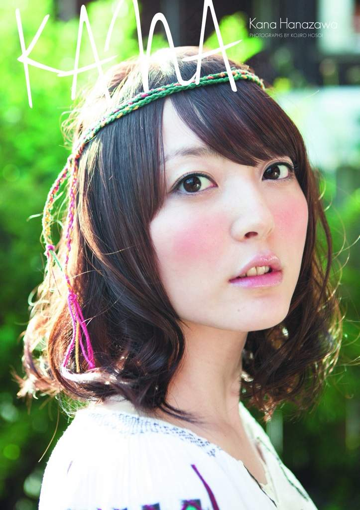 Kana Hanazawa Nude Photos 8